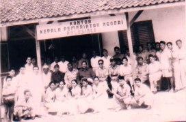 kontor Bupati Polmas tahun 1960 an