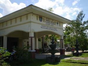 Kantor Dinas Kesehatan Kabupaten Polewal Mandar