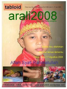 Aflah Syafi Rahmatullah