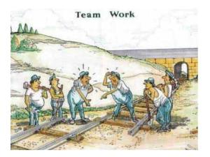 Gambar Team Work