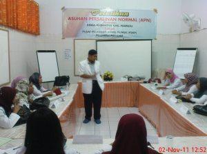 dr. Annas Budi Sp.OG dalam Acara Pembukaan