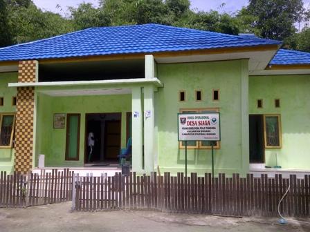 Poskesdes Pulau Tanga Kec. Binuang