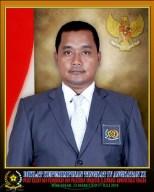 Ardiansya. S.IP. Bekerja di Instansi Sekretariat DPRD Kabupaten Mamuju Tengah