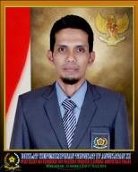 Imran, SE. Bekerja di Instansi Badan Perencanaan Penelitian dan Pengembangan Kabupaten Mamuju