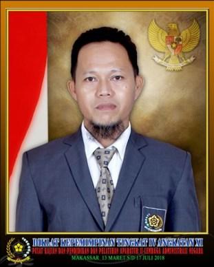 Jamaluddin, SKM. MPH. Bekerja di Instansi Dinas Kesehatan Kabupaten Polewali Mandar