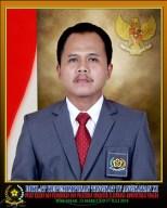 Danang Kuryanto, S.IP. Bekerja di Instansi Kantor Dinas Persandian Komunikasi dan Informasitika Kabupaten Mamuju Tengah
