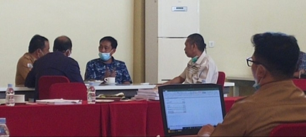 Rapat Sekwan dan Anggota Dewan